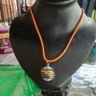 Golden Tigers Eyes Wire Wrapped Gemstone (Crystal Healing, Reiki, Pagan)