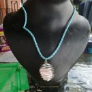 Rose Quartz Wire Wrapped Gemstone (Crystal Healing, Reiki, Pagan)