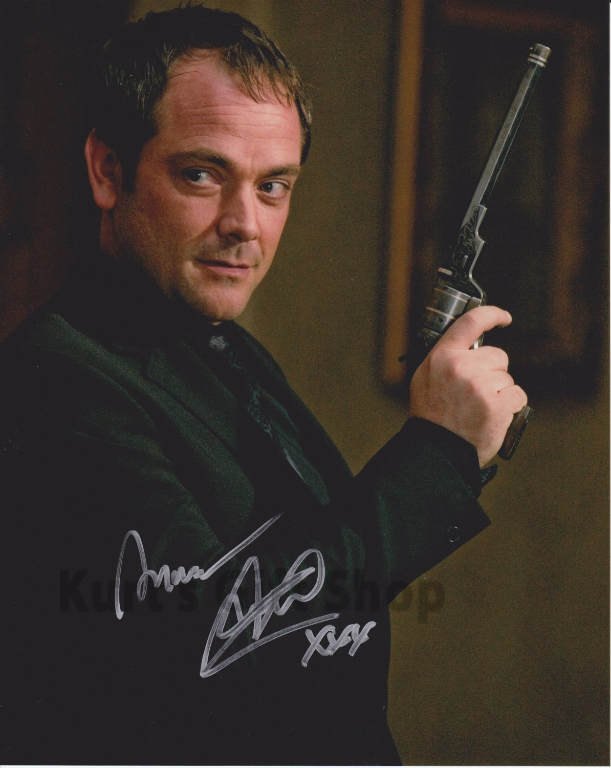 Mark Shepard 8 x 10 Signed / Autographed Photo Supernatural / Eastenders  / Firefly (578)