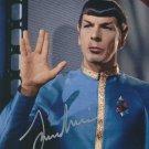 Leonard Nimoy Star Trek 8 x 10 Autographed / Signed Photo (Reprint 611 Great Gift Idea!)