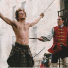 Sam Heughan Jamie Fraser / Outlander 8 x 10 Autographed / Signed Photo (Reprint 624 Great Gift Idea)