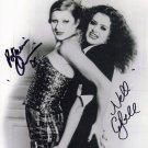The Rocky Horror Picture Show Cast x 2 Little Nell & Patrica Campbell signed Photo (Reprint 630)