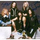 Aerosmith  8 x 10 Autographed / Signed Group Photo (Reprint 652 Great Gift Idea!)