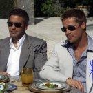 Brad Pitt Oceans Eleven 8 x 10 Autographed / Signed Photo (Reprint 657 Great Gift Idea)
