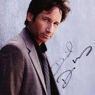 David Duchonvy Fox Mulder 8 x 10 Autographed Photo : The X Files (Reprint 663)