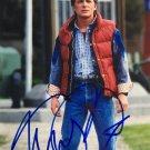 Michael J Fox Back To The Future 8 x 10 Autograph Photo (Reprint 664 Great Gift Idea!)