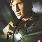 Matt Smith 6 x 4 Autographed signed Photo Dr Who/ The Crown (Reprint 672 Great Gift Idea!)