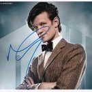 Matt Smith 8 x 10 Autographed signed Photo Dr Who/ The Crown (Reprint 675 Great Gift Idea!)
