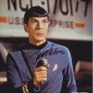 Leonard Nimoy Star Trek 8 x 10 Autographed / Signed Photo (Reprint 695 Great Gift Idea!)