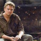 Leonardo DiCaprio 8 x 10 Autographed Photo Blood Diamond/ Shutter Island (Reprint 699)