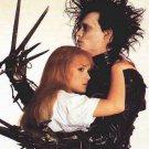 Johnny Depp & Winona Ryder Edward Scissorhands 8 x 10  Unsigned Movie Still (ES01)