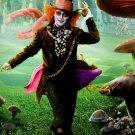 Johnny Depp Alice in Wonderland 8 x 10 Unsigned Movie Still (AIWL01 Great Gift Idea!)