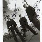 Hanson 8 x 10 Autographed Group Photo Isaac, Taylor & Zac Hanson (Reprint 656 Great Gift Idea)
