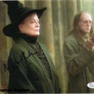 Maggie Smith 8 x 10 Autographed Photo: Harry Potter, Downtown Abbey (Reprint 725 Great Gift Idea! )