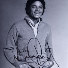 The King of Pop Michael Jackson 8 x 10 Autographed / Signed Photo (Reprint 755 Great Gift Idea!)