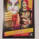 Rare ASUKA WWE Slam Attax 2020 Now,Then & Forever Reloaded Card No.222