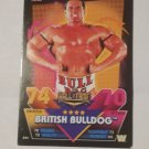 British Bulldog WWE Slam Attax 2020 Now,Then & Forever Reloaded Card No. 244