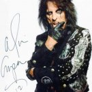 Alice Cooper American Singer 8 x 10 Autographed / Signed Photo (Reprint 802 Great Gift Idea!)