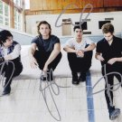 5 Seconds of Summer 8 x 10 Autographed / Signed Group Photo (Reprint 804 Great Gift Idea!)