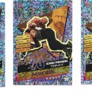Iconic Finishers WWE Slam Attax 2020 Cards X 3, Tombstone, Sharpshooter, Pedigree.