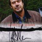Supernatural S1 Jeffrey Dean Morgan Autographed Card (Reprint 1000 Perfect gift Idea)