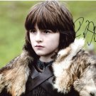Isaac Hempstead Wright 8 x 10 Autographed Photo: Game of Thrones (Reprint 838 Great Gift Idea)