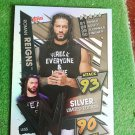 Roman Reigns Silver Limited Edition Slam Attax 2021 Trading Card LE5S
