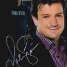 Nathan Filion 8 x 10 Autographed / Signed Photo (Reprint)