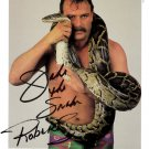 WWF / WWE Jake The Snake Roberts 8 x 10 Autographed / Signed Photo (Reprint)
