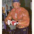 RARE WWF / WWE Hulk Hogan 8 x 10 Autographed / Signed Photo (Reprint)