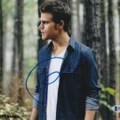 Paul Wesley Stefan Salvatore 8 x 10 Autographed Photo The Vampire Diaries (Reprint 920)
