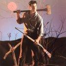 Bruce Campbell The Evil Dead / Ash Vs The Evil Dead 8 x 10 Autographed photo (Reprint)