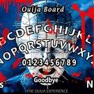 Ouija Board Bizarre Magick Hellraiser Inspired Fan made A4 laminated sheet fortune Seance Halloween.