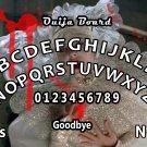 Vampire Version 2 Ouija Board Bizarre Magick A4 laminated sheet fortune Seance Halloween.