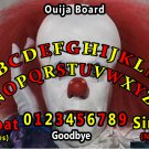 Penny Wise (1990) Ouija Board Bizarre Magick A4 laminated sheet fortune Seance Halloween.