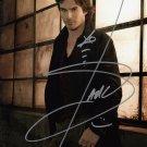 Ian Somerhalder 8 x 10 Autographed / Signed Photo The Vampire Diaries (Reprint 920)