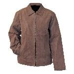 Genuine Suede Leather Jacket