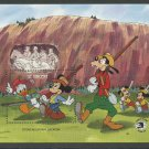 Mickey Mouse Stone Mountain mnh souvenir sheet 1989 St. Vincent #1265
