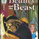 Disney's Beauty and the Beast #1 Marvel Comics sep 1994 vf-nm