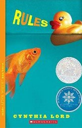 Signed - Rules by Cynthia Lord (2008, Paperback, Reprint)