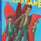 Signed: The Calder Game by Blue Balliett (2010, Paperback, Reprint)
