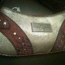 Baby Phat New Purse Pink/Silver Handbag