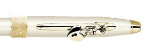 Cross Sentiment Pearlescent Ivory Rollerball Pen