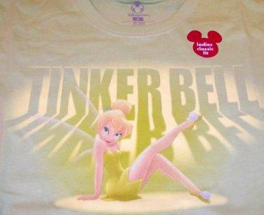 Women's Disney Tinkerbell Tink T-shirt (M)