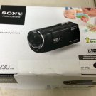 Sony HDR-CX230/B 8GB Full HD Flash Memory Camcorder