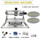 3 Axis 2417 DIY CNC GRBL Control PCB Milling Engraver Metal Wood Acrylic Cutter