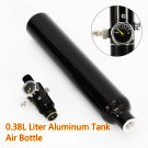 0.38L Liter Aluminum Tank Air Bottle for Paintball PCP WITH Regulator FROM US