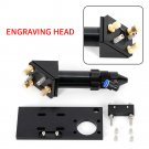 CO2 Laser Cutting Head mirror holder mount Frame Air assist for Lens Dia 20mm US