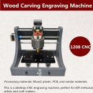 Mini 3 Axis USB 1208 CNC Router Wood Carving Engraving PCB Milling Machine USA