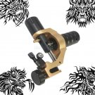Professional Alloy Rotary Tattoo Dragonfly Machine Gun Motor for Liner Shader US